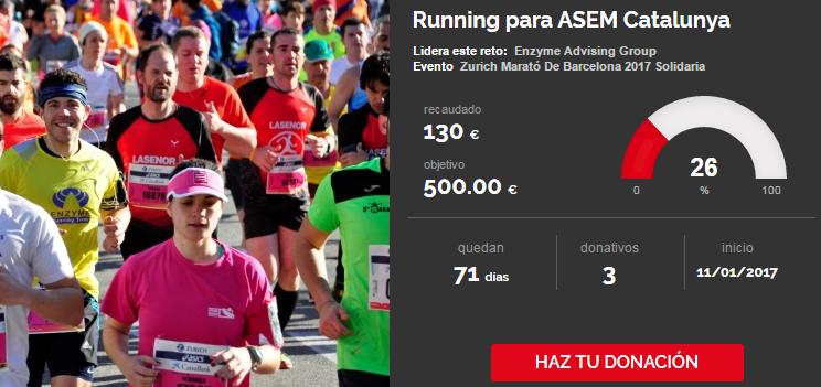 Running per Asem Catalunya