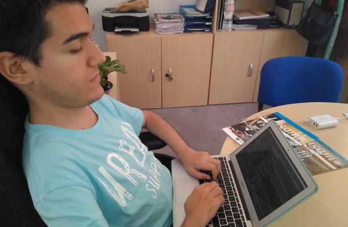 Cristian farà l'app d'Asem Catalunya