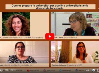 """Universitat, transport, accessibilitat… Participem en la xerrada organitzada per """"Amics de la UAB"""""""