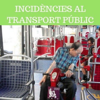 Incidències al transport